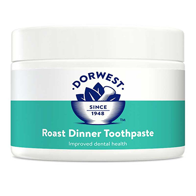 Dorwest Roast Dinner dog toothpaste