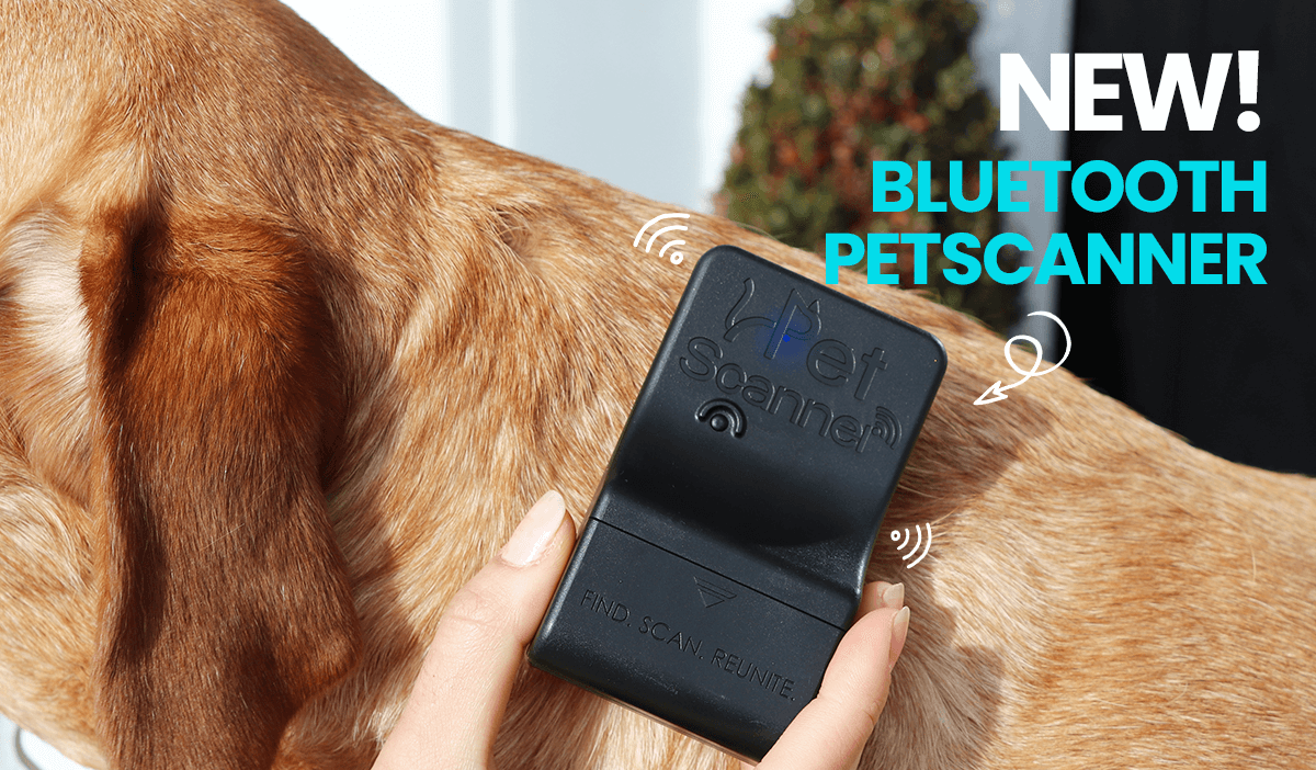 New Bluetooth PetScanner in use